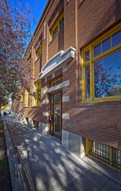 Tracy Lofts certified LEED Platinum