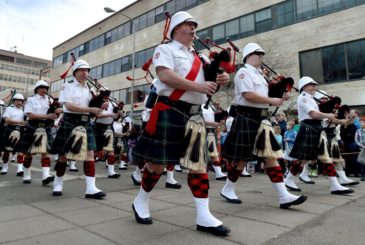 Caledonian Pipes and Drums