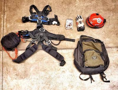 Stolen equipment