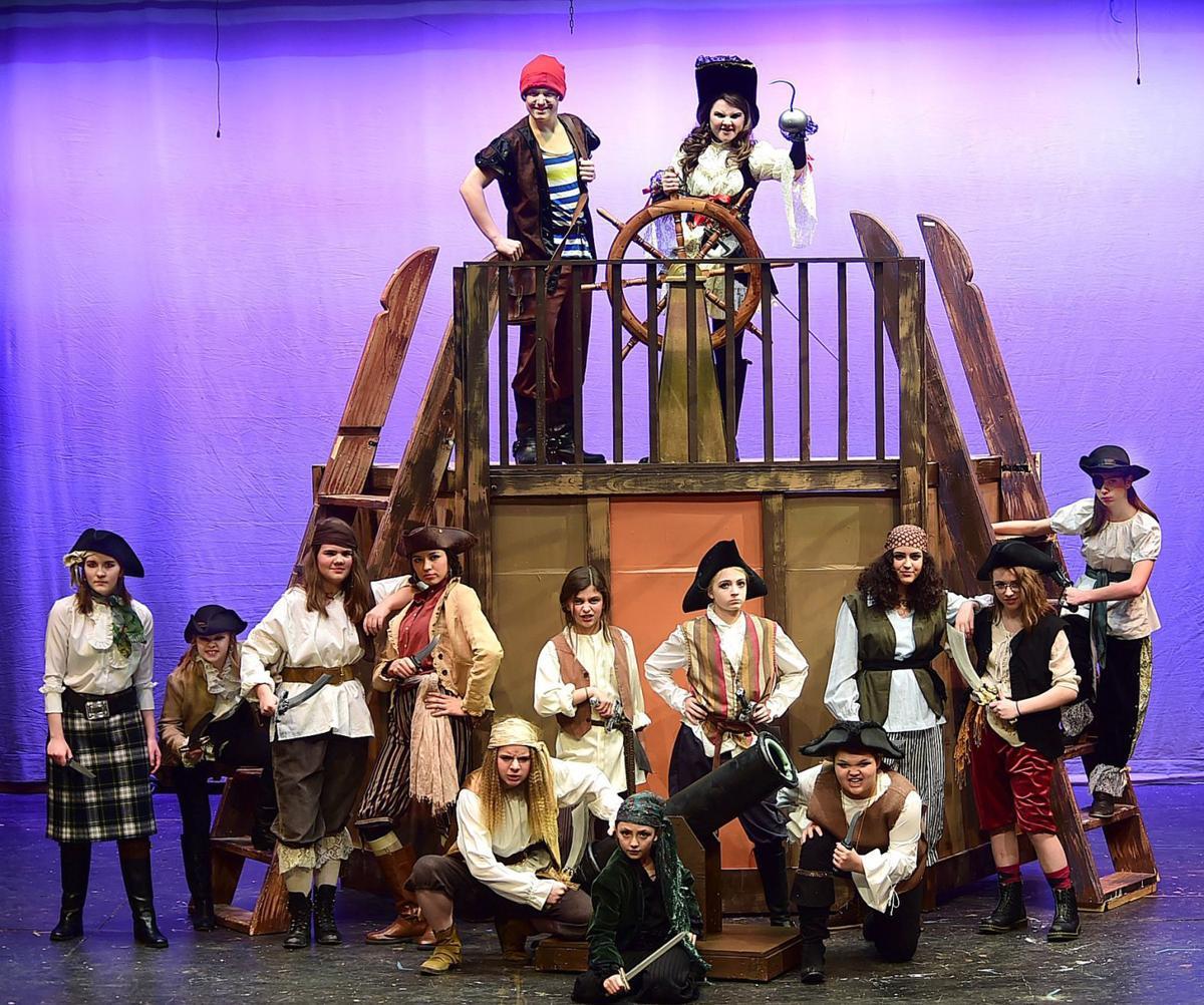 Peter Pan pirates
