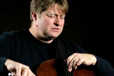 Slovak cellist Jozef Luptak