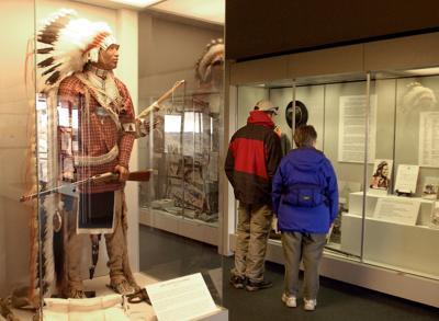 Little Bighorn museum
