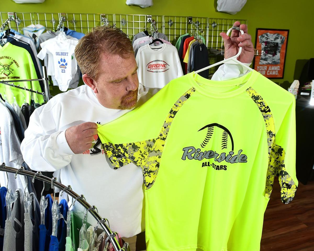 Big frog owners start new business without 39 re inventing for Big frog custom t shirts