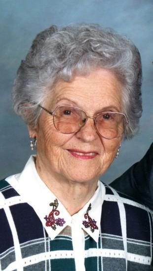Mildred Harbolt