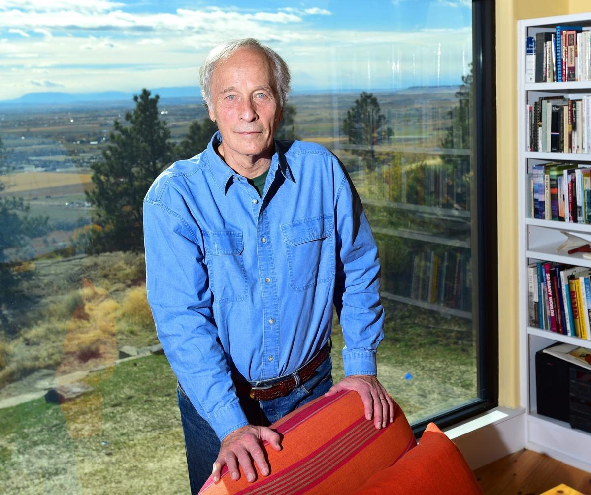 Richard Ford bookcase