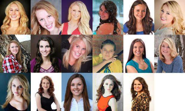 Miss Montana Contestants