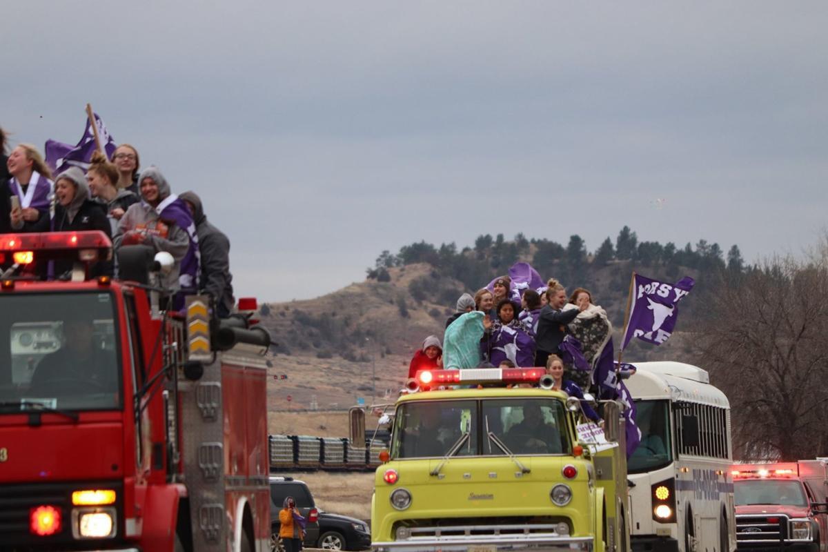 Forsyth parade
