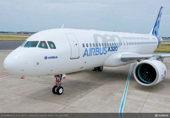 Airbus' A320neo Engine Problems Just Won't Go Away
