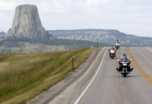 Wyoming highways