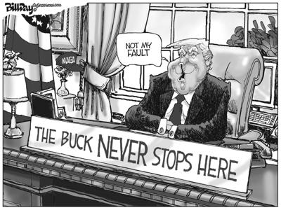 Buck never stops