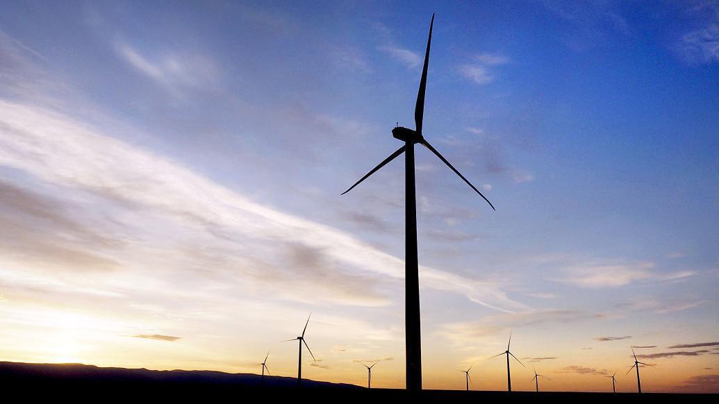 Montana S Largest Wind Farm Quietly Develops Northeast Of