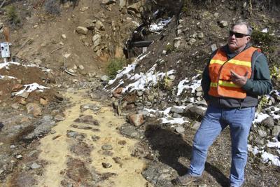 Tillman McAdams with the U.S. Environmental Protection Agency