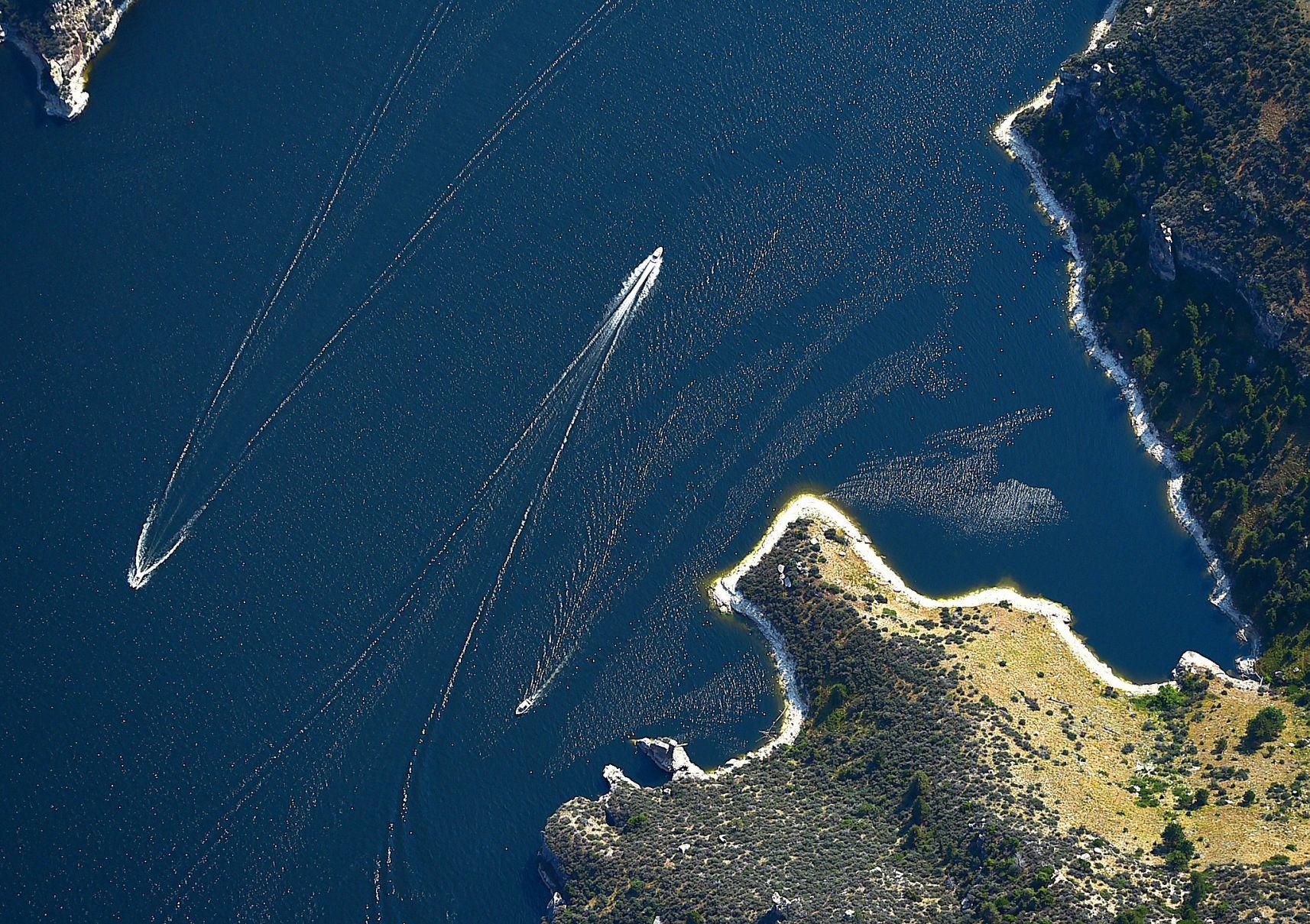 Billings woman killed, 2 men missing after boating accident on Bighorn Lake   Billings Gazette