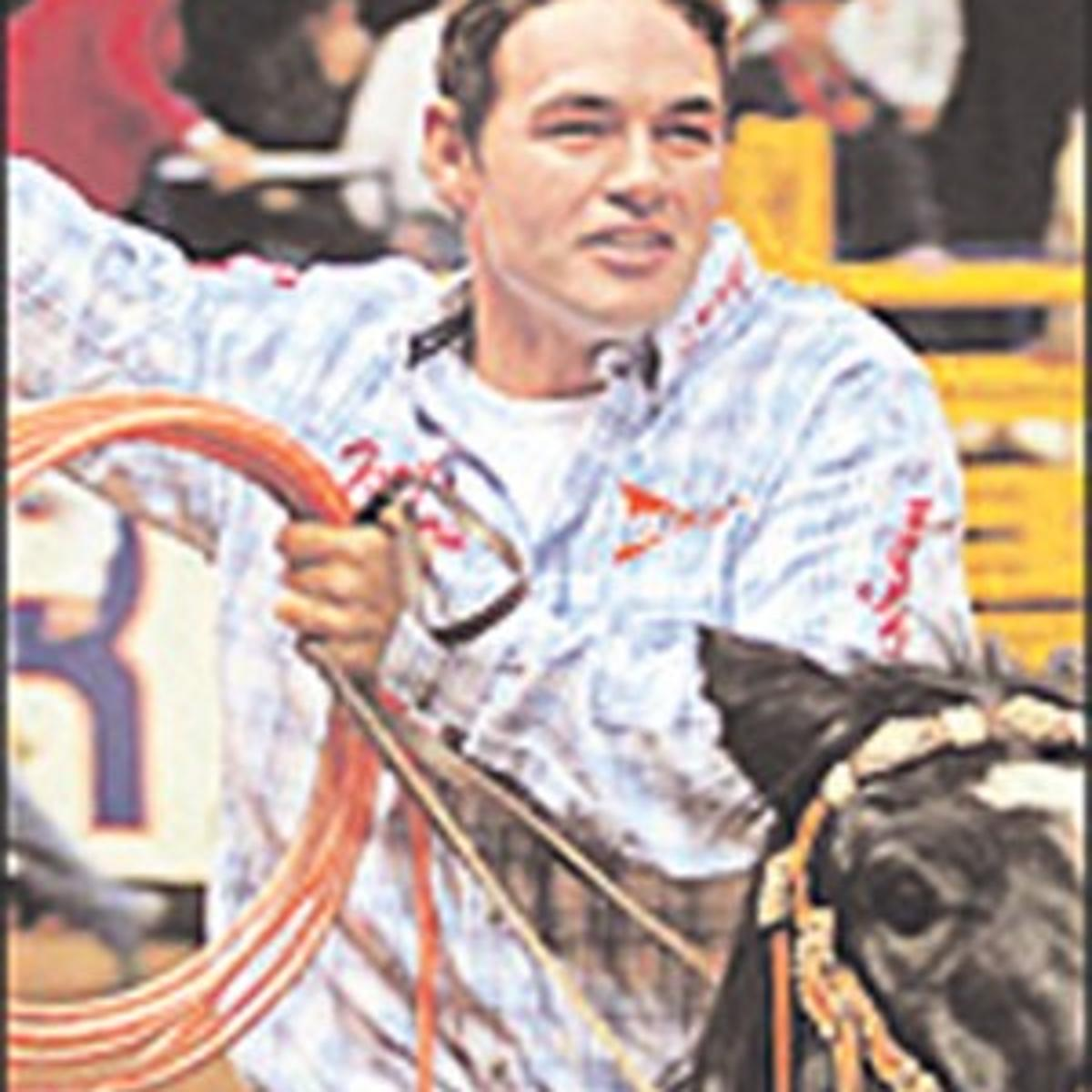 After one-year absence, Clay Tryan returns to the NFR