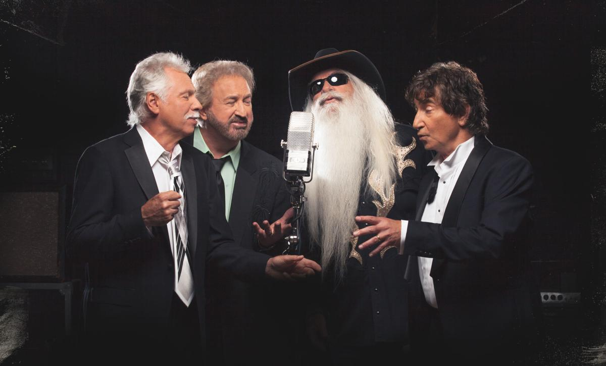 Oak Ridge Boys return to ABT for Christmas concert | Enjoy Billings ...