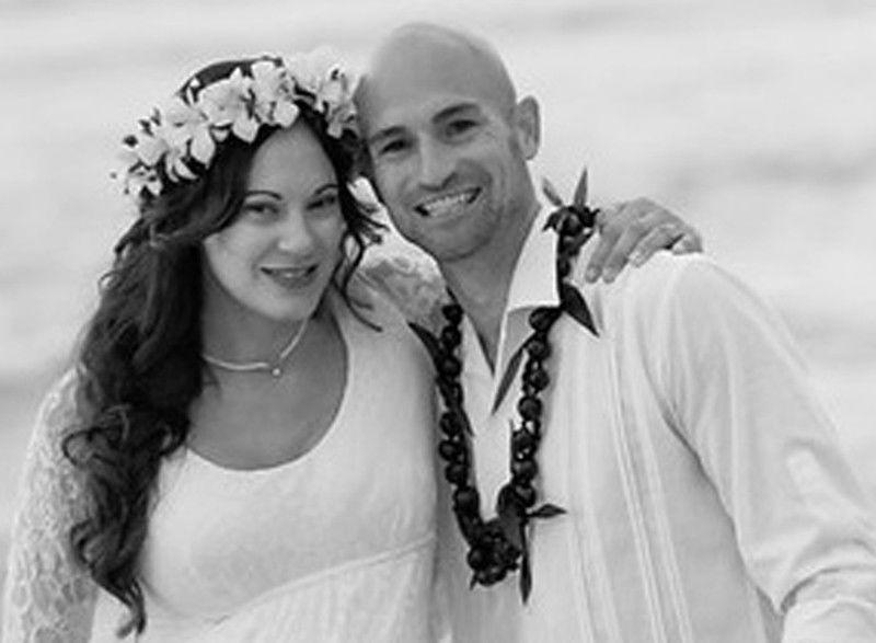 Rosemary and Adam Hatzell