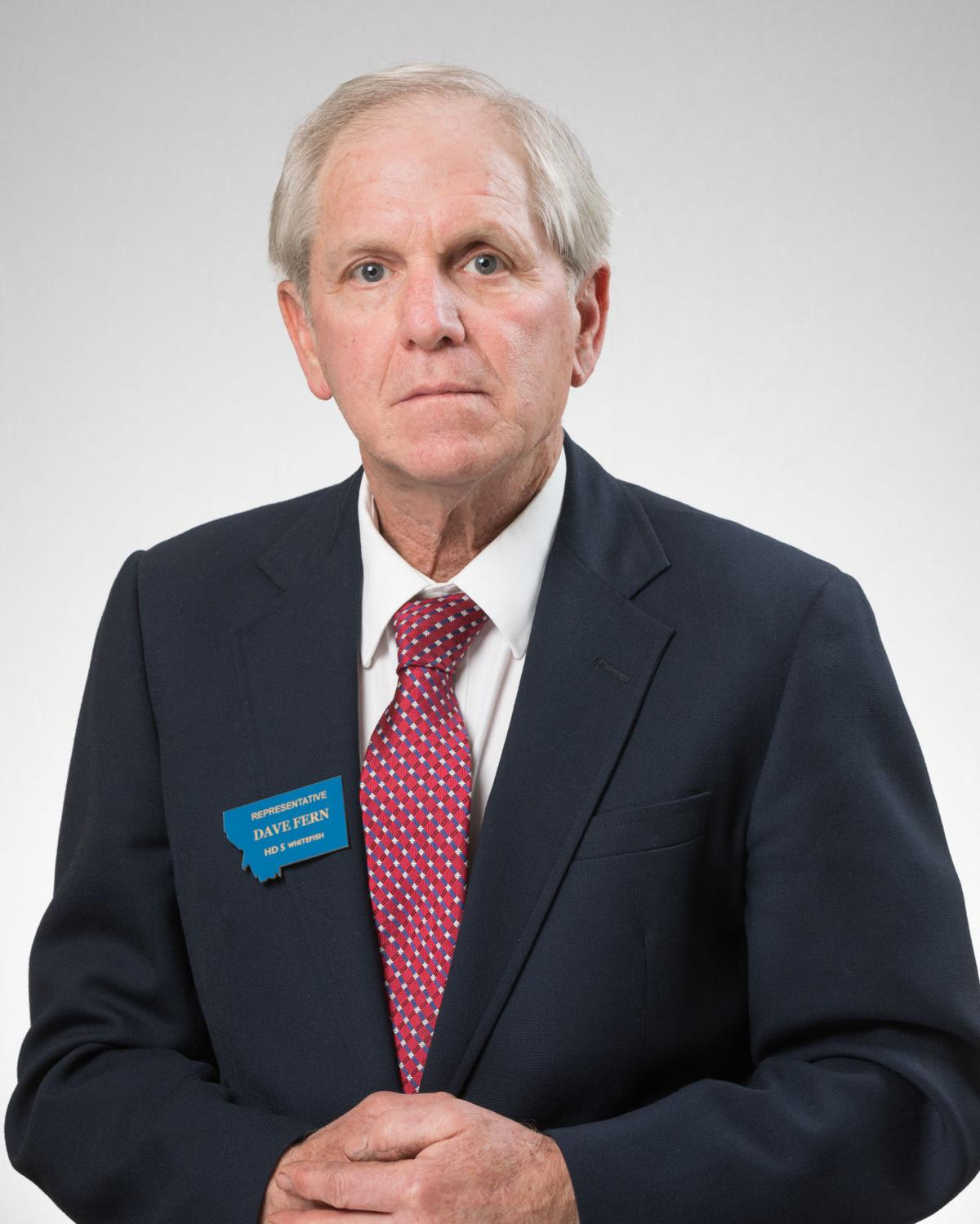 Rep. Dave Fern (D-Whitefish)