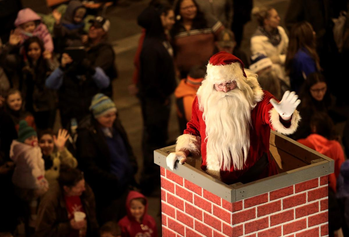 Downtown Billings gets into the holiday spirit with annual parade
