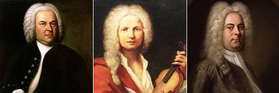 Bach, Vivaldi, Handel
