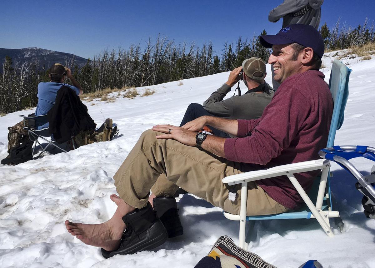 Larry Berrin, new executive director for Montana Audubon,