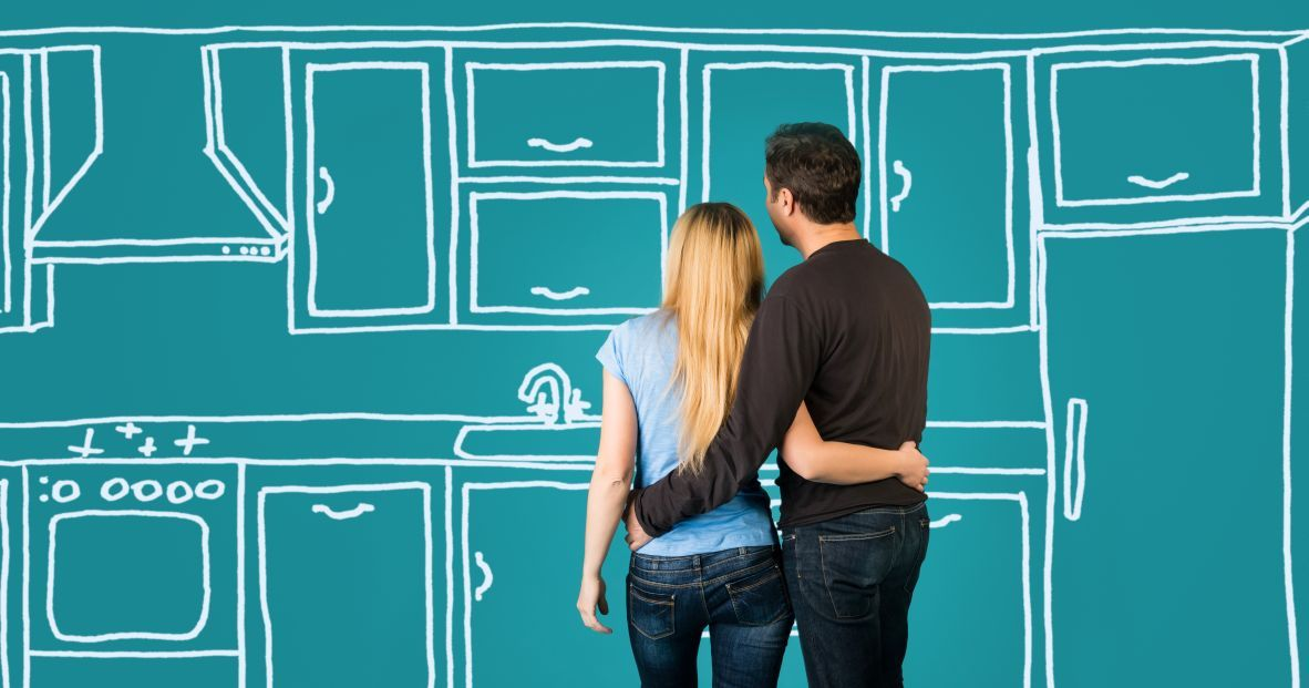Captivating Kitchens Budget friendly options to brag about Home