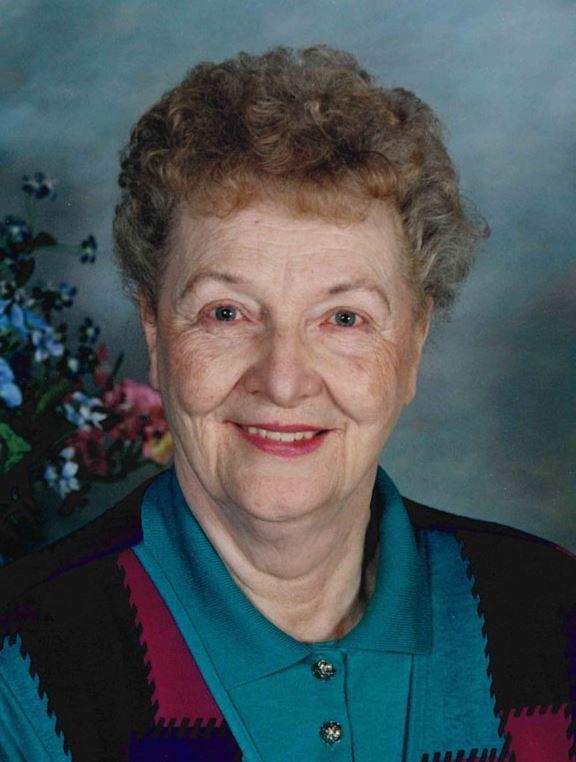 Mary Margaret 'Marg' Nickisch