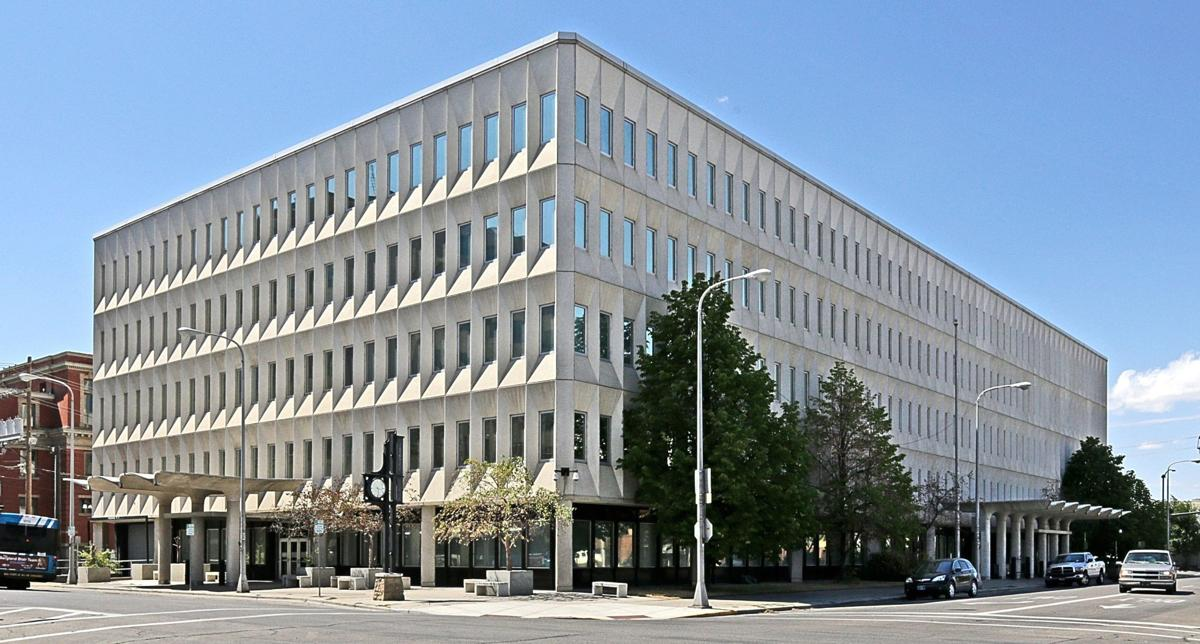 Former federal building