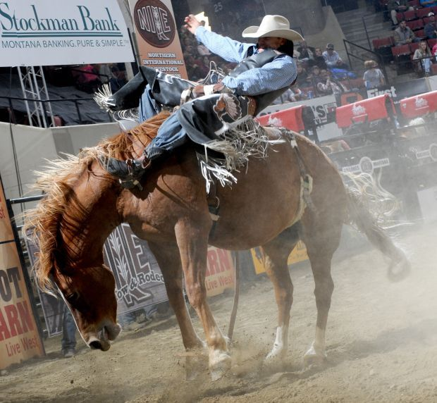 Thursday Night At Nile Rodeo Rodeo News