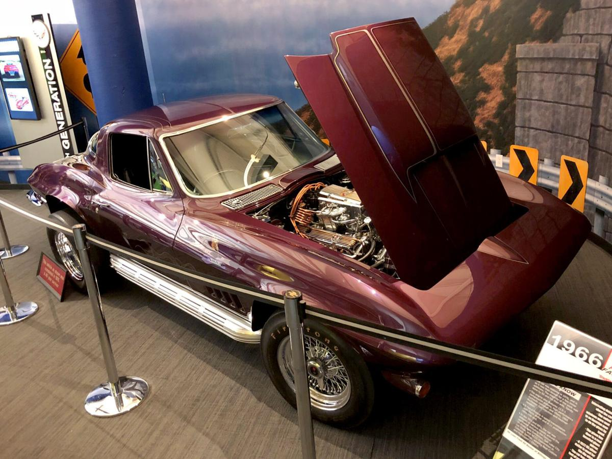National Corvette Museum >> Billings Man S Corvette On Display At National Corvette