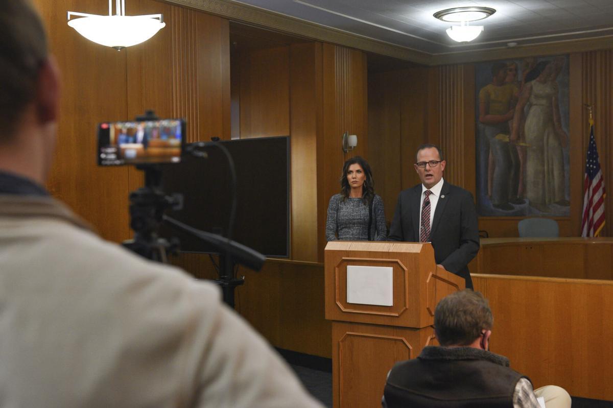 South Dakota Attorney General Fatal Accident