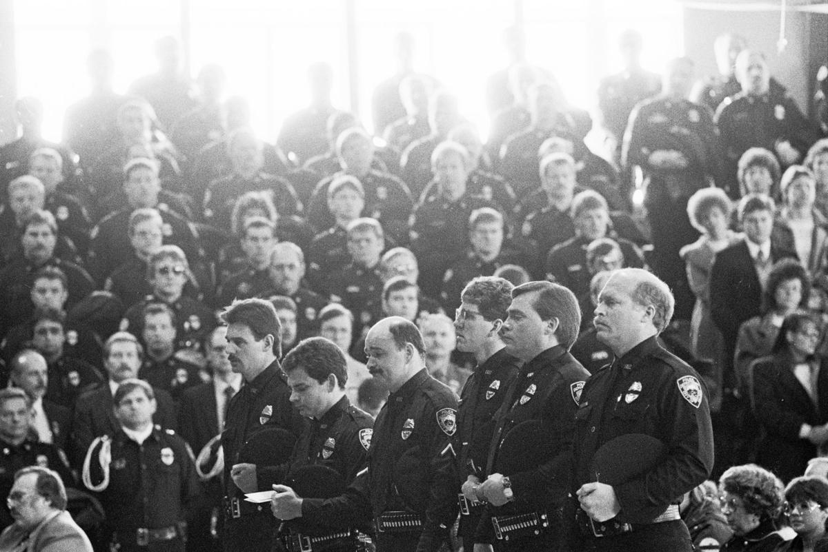 Alex Mavity memorial service