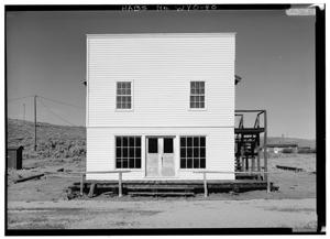 Photos: Wyoming's oldest architecture — from gold mines to homesteads — preserved on film