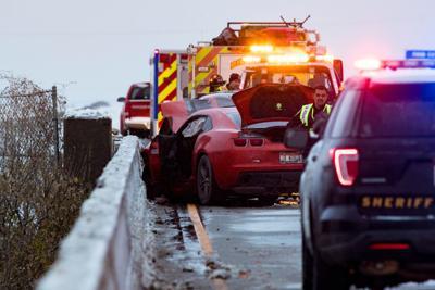 I-90 crash