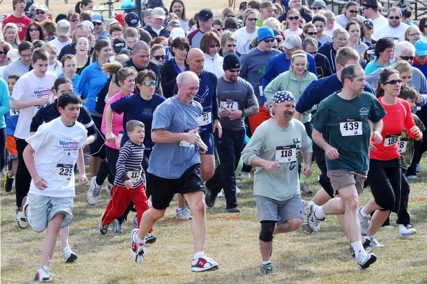 Wounded Warrior Run