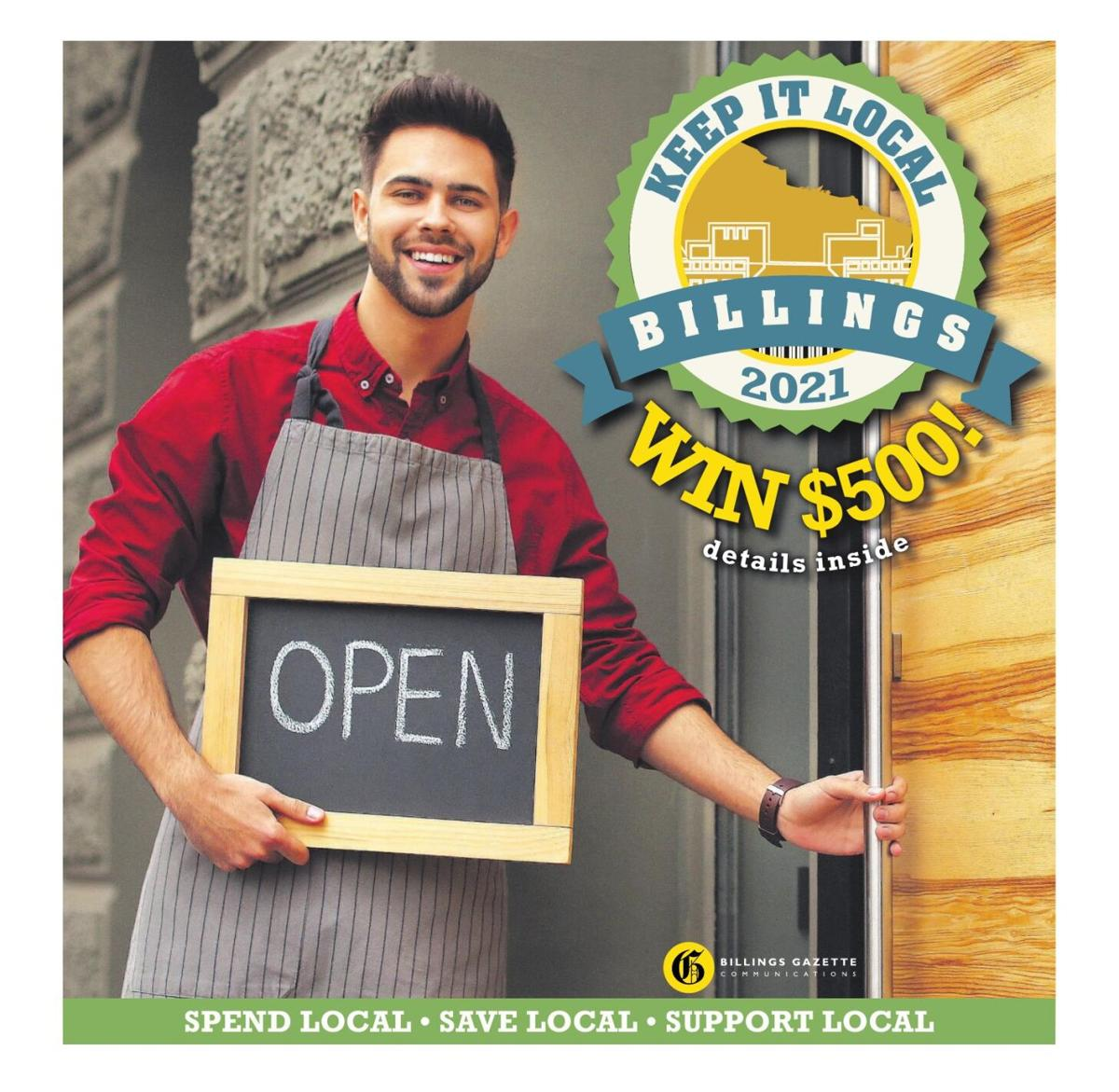 Keep It Local - Billings 2021