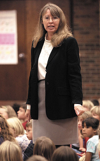 Principal profile: Flaten sees opportunity to touch lives