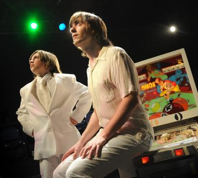 "McCave, Kuehn in ""The Who's Tommy"" at Venture Theatre"