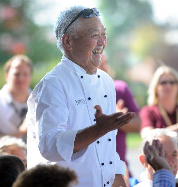Chef Carl Kurokawa from Juliano's