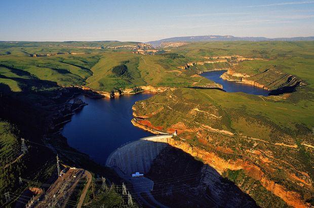 Bighorn Reservoir