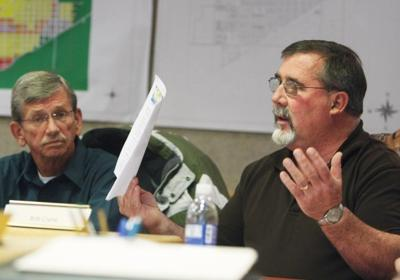 Two Rivers Authority meeting