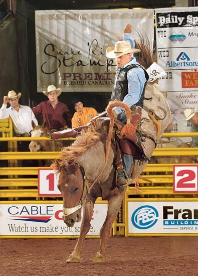 Stroh happy to be healthy again, and back in NFR