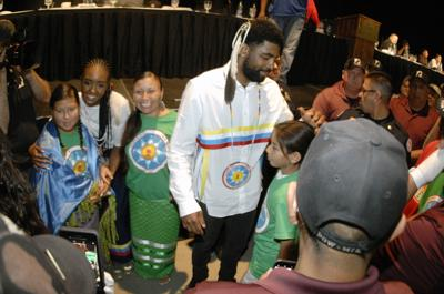 9deaf3ce4 North Dakota tribe to use Kyrie Irving donation for youth programs ...