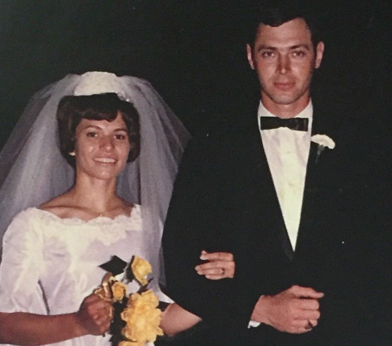 Connie and Jerry Kaiser in 1966