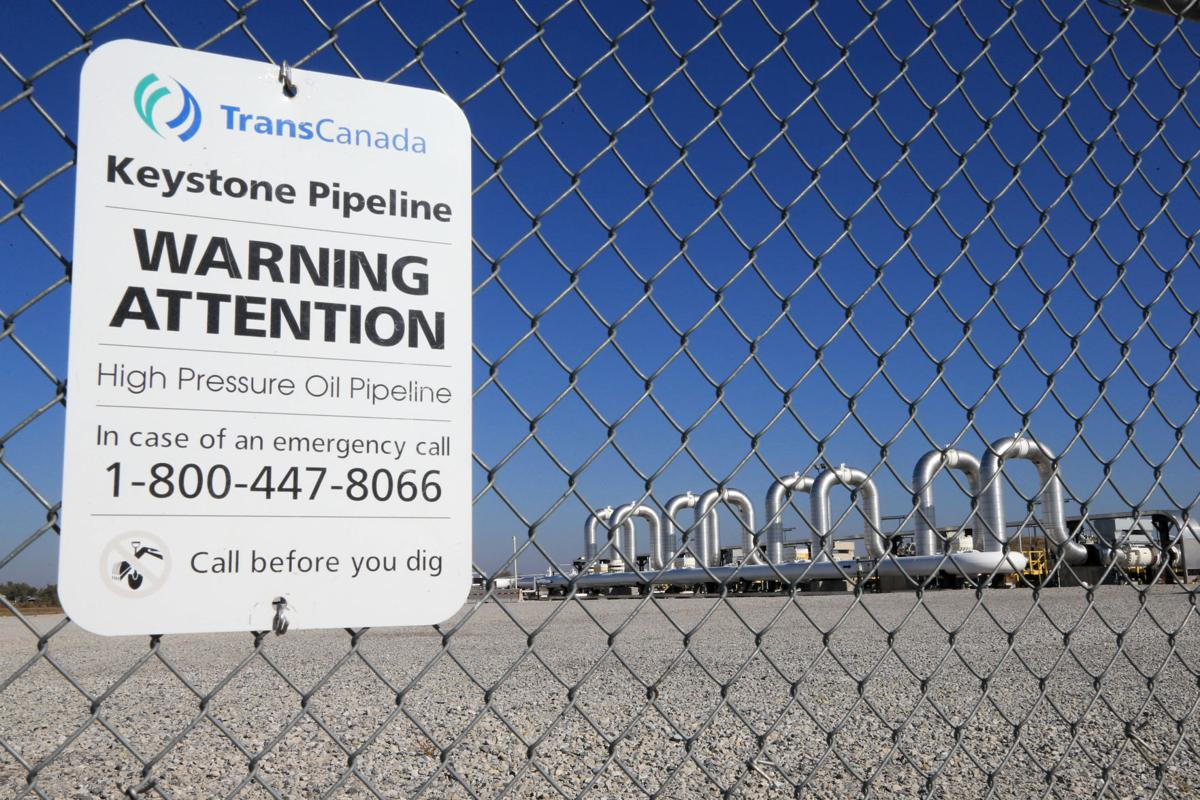 Trump administration approves Keystone pipeline through ...