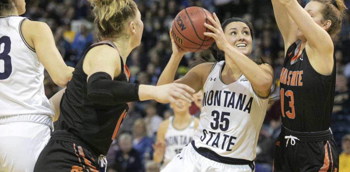 MSU v Idaho State Women's Hoops (copy)