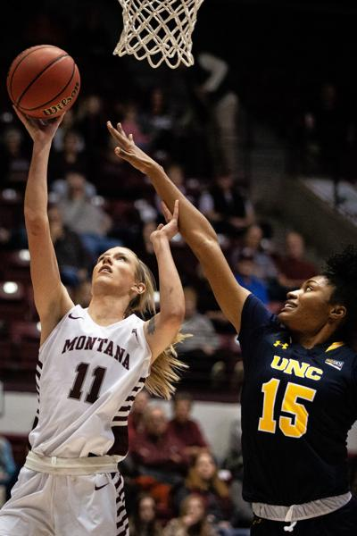 Lady Griz V Northern Colorado 11