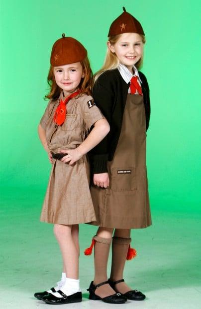 Alison Wayman and Samantha Benson