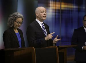 Gianforte, Williams face off on health care, public accountability in hometown debate