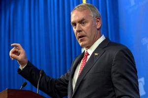 Interior officials approved $12K Zinke charter flight without complete information, watchdog says