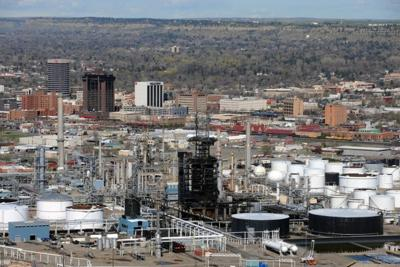 Phillips 66 refinery